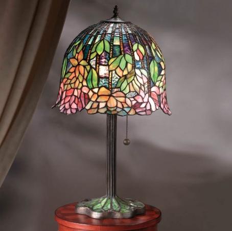 Le 3 lampade da tavolo tiffany pi belle al mondo - Lampade tiffany da tavolo ...