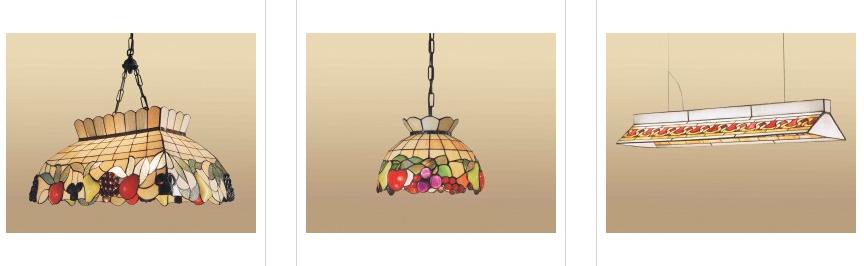 lampade tiffany a sospensione negozio online