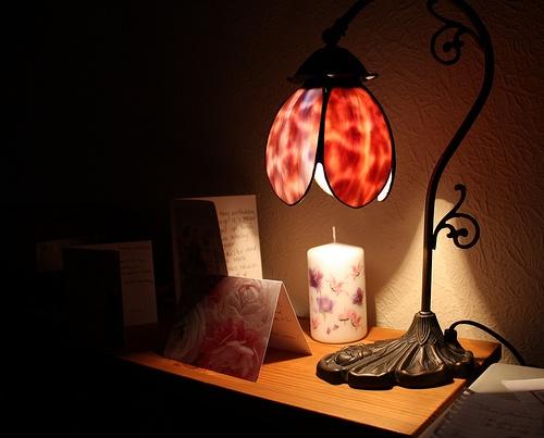 lampade tiffany foto reali