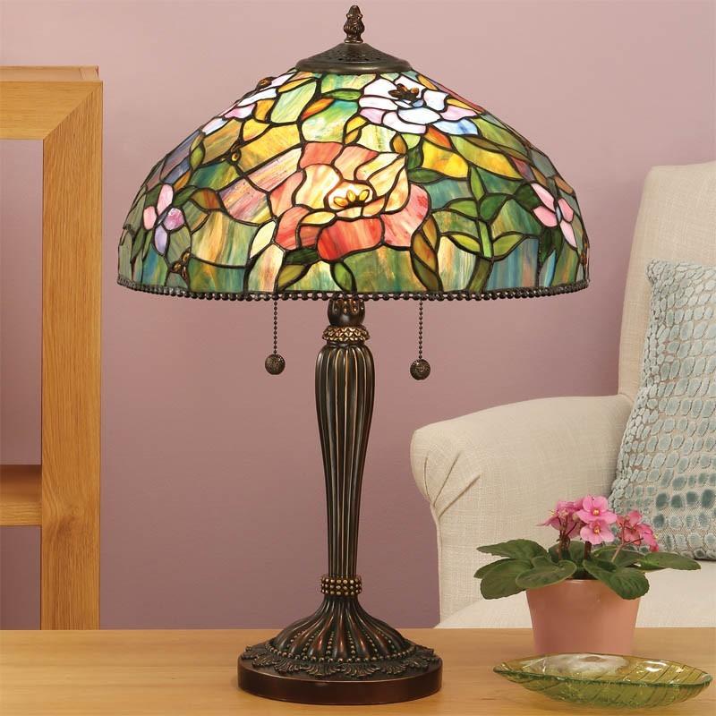 Lampade Tiffany, Art Nouveau e Art Deco