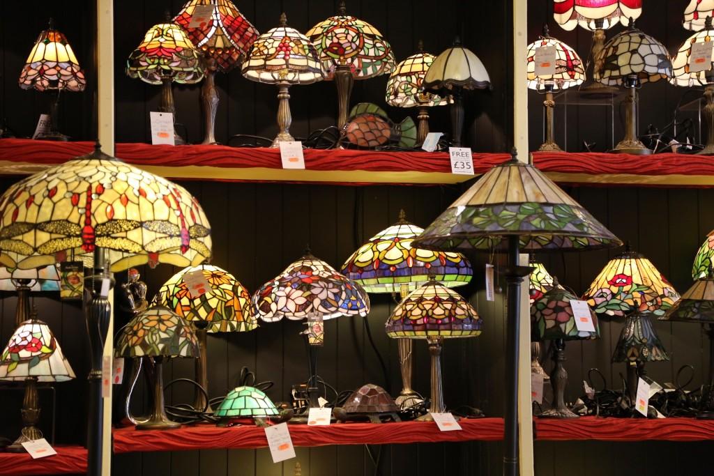 lampade tiffany fascino e design