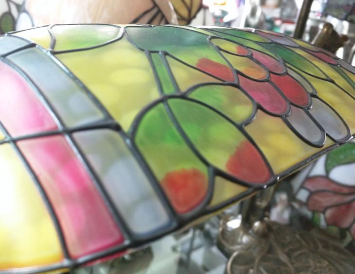 lampada con disegni 1