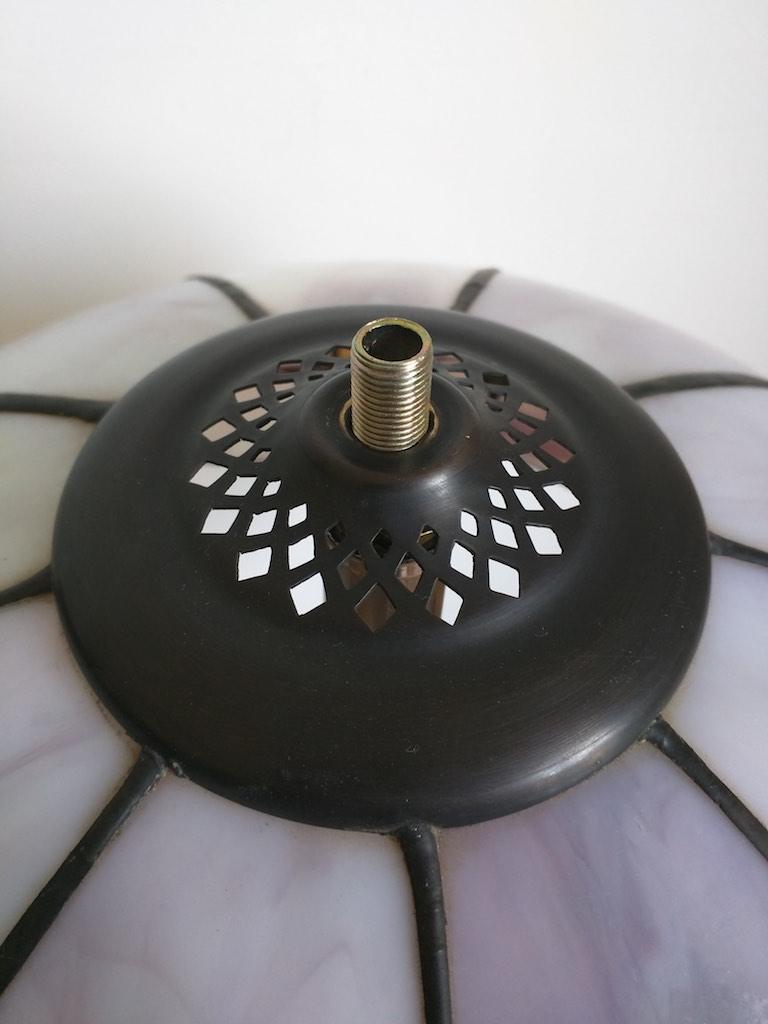 Lampada tiffany moderna da tavolo 4 - Lampada moderna da tavolo ...