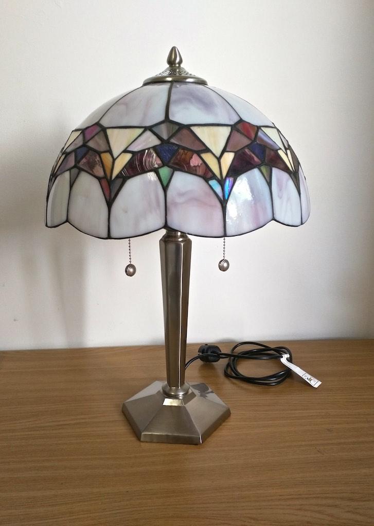 Lampada tiffany moderna da tavolo 7 - Lampada moderna da tavolo ...