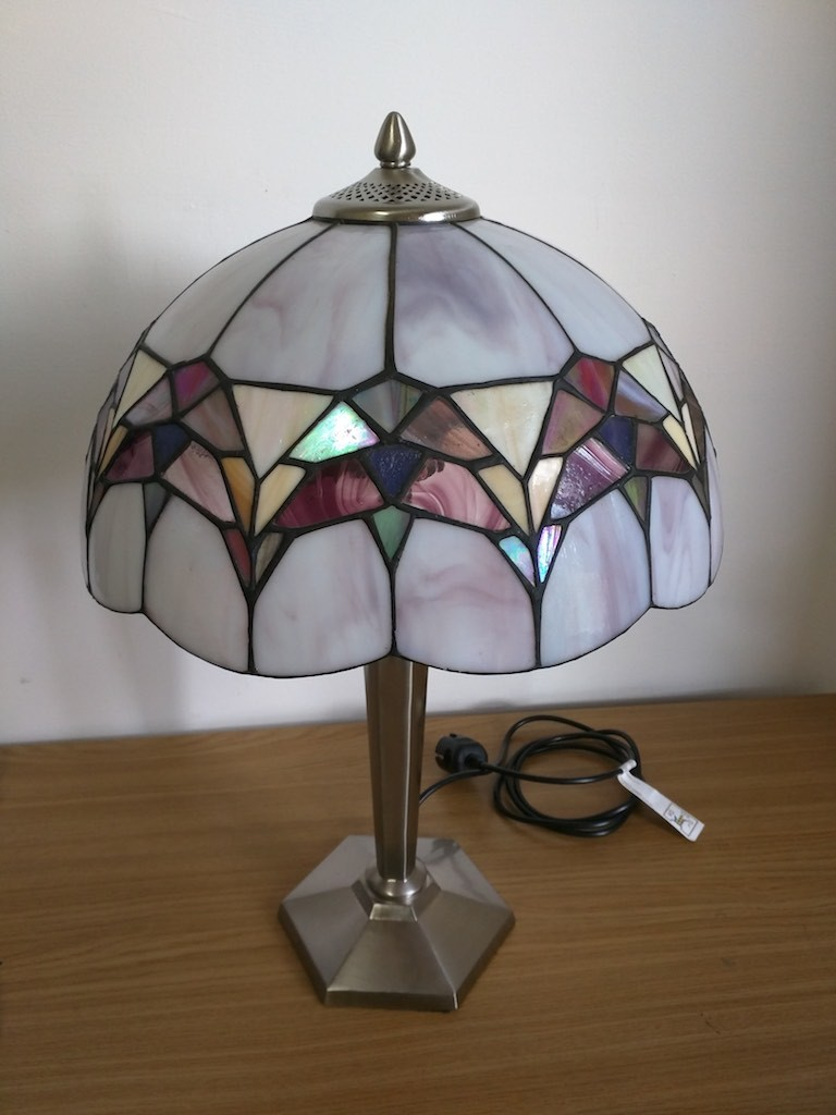 lampada tiffany moderna da tavolo 8