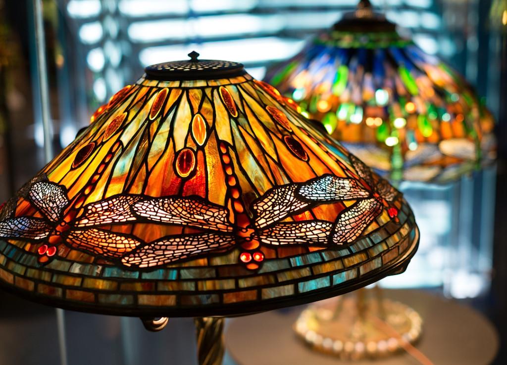 Century Studios Neustadt 2 Dragonfly Lamps