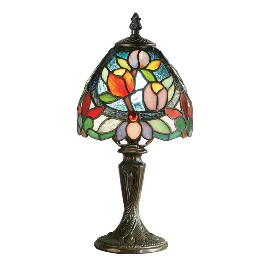 lampada tiffany da tavolo comodino