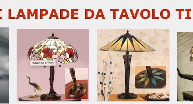 Lampade da Tavolo Stile Liberty: cosa sono, come scegliere e dove acquistarle