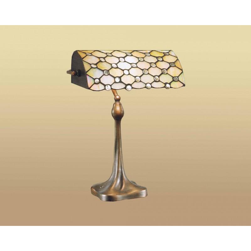 lampade da tavolo / scrivania: modello stile tiffany