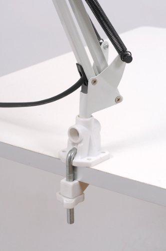 lampade da tavolo / scrivania: morsetto lampada architetto