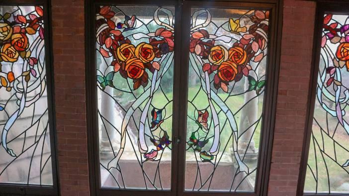 vetrate casina delle civette 1