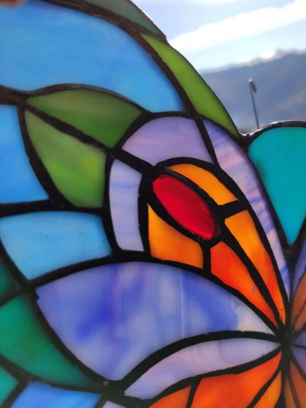lampada tiffany farfalla 1 AM60080BA