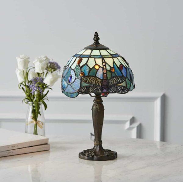lampada da comodino tiffany 1