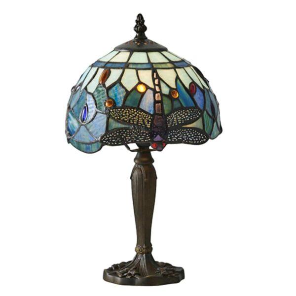 lampada da comodino tiffany 2