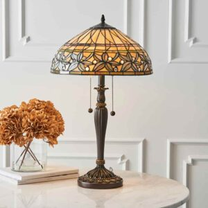 lampada da tavolo stile tiffany 2