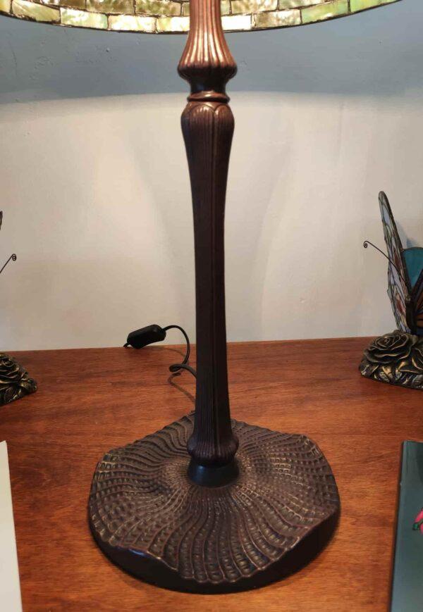 Lampada da Tavolo Tiffany con Papaveri 2