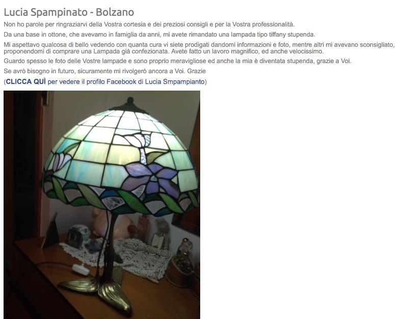 testimonianza lampade tiffany 4